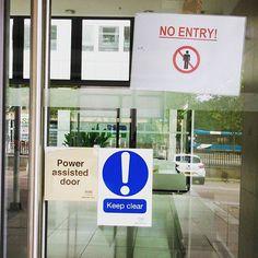 Low power. #urban #urbanlife #urbanlandscape #urbanliving #accessibility #disabled #miltonkeynescentral