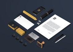 Simon MAGOAROU | Personal Brand on Behance