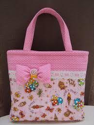 Resultado de imagem para bolsas patchwork infantil