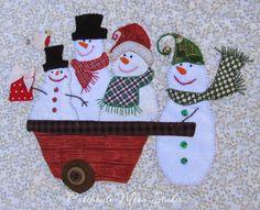 Patchouli Moon Studio~Christmas Tree Skirt