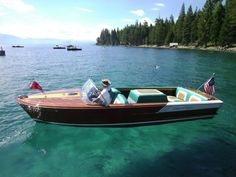 1961 Chris Craft Ski Boat