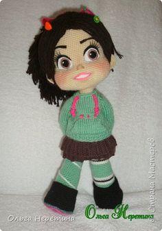 Куклы Вязание крючком Ванилопа фон Кекс Пряжа