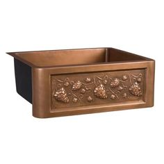 Concord Antique Copper 30-Inch Farmer Sink