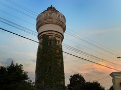Old tower in Timisoara - 71 day of 365 by Andreea Truia · 365 Project