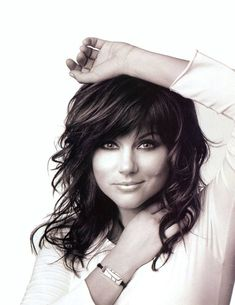Love Long hairstyles with bangs? wanna give your hair a new look? Long hairstyles with bangs is a good choice for you. Here you will find some super sexy Long hairstyles with bangs, Find the best one for you, My Hairstyle, Pretty Hairstyles, Work Hairstyles, Hairstyle Ideas, Blonde Hairstyles, Casual Hairstyles, Wedding Hairstyles, Celebrity Hairstyles, 1980s Hairstyles