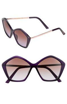 Steve Madden 56mm Sunglasses   Nordstrom