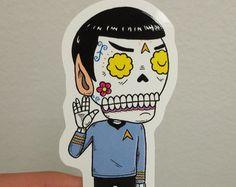 sugar skull paper cut – Etsy CA