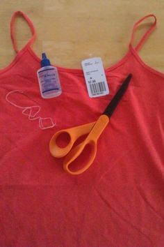 DIY nursing tanks - all you need is a cami (Forever 21 has them for $3!), some thread, and a few minutes.