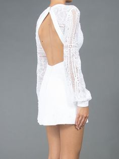 Martha Medeiros Vestido branco
