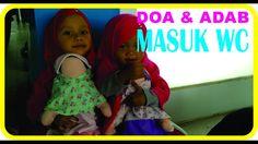 Doa masuk wc anak muslim