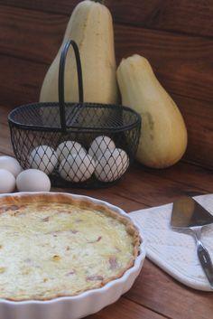 Cocina compartida: Quiche de calabacín y beicon
