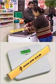 golds gym shopping dividers - Google Search