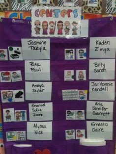 Center Organization in Kindergarten! - Kreative in Life