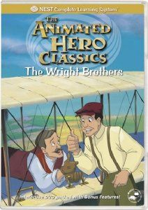 Video Resource - Grades 3-5 - Amazon.com: The Wright Brothers (The Animated Hero Classics) - 30 minutes - This has been on YouTube from time to time and is also on Discovery Education Streaming