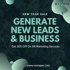 We are one of the leading digital marketing company providing affordable services like SEO, PPC, SMO, ORM, ASO & more which helps your business to grow. Digital Marketing Services, Seo Services, Business Sales, New Years Sales, Lead Generation, Internet Marketing, Flat, News, Bass