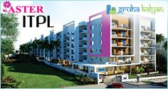 GruhaKalyan Aster at ITPL Lowest Price in Bangalore, Available 1,2&3BHK G+5 Structure Flats/Apartments Price Starts from 12 Lakhs On wards.