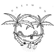 Sketch Tattoo Design, Tattoo Sketches, Tattoo Drawings, Art Sketches, Art Drawings, Skeleton Tattoos, Skeleton Art, Surf Tattoo, Hipster Drawings