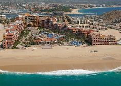 Playa Grande Resort, Cabo San Lucas. Where the family goes for some R