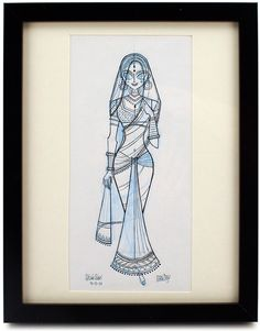 Sita's Sari by Sanjay Patel