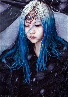 zemotion | Jingna Zhang Photography Blog | New York | Art | Fashion: Motherland Chronicles #2 - Winterland Fairytales
