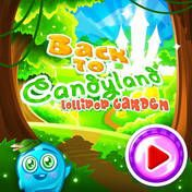 Play an awesome puzzle game for mobile - Back to Candyland Lollipop Garden. Free Mobile Games, Threes Game, Matching Games, Candyland, Online Games, Play, Awesome, Be Awesome