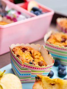 Søte Muffins med søtpotet 🍠