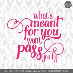 Motivation Quote SVG - SVG files for Cricut - Silhouette Cameo files - Vector Clipart for Scrapbooking - DIY Vinyl Vector - Svg Quotes