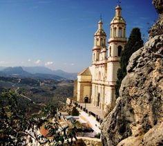 Olvera, provincia de Cádiz, en la Comunidad Autonoma de Andalucía.