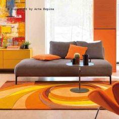 Showtime Arte Espina orange