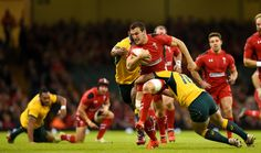 Sam Warburton Photos: Wales v Australia - International Match