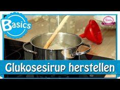 Glukosesirup selber machen // Back-Basics // Tonis Tortenzauber #0011 - YouTube