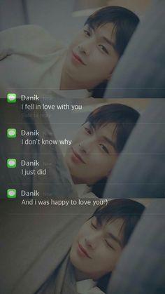 I Fall In Love, Falling In Love, Boyfriend Kpop, Prank Calls, Daniel K, Prince Daniel, Happy Love, Together Forever, K Idol