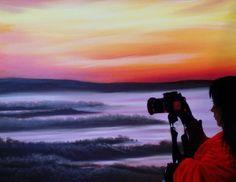 Atelier Paula Almeida pintura a óleo