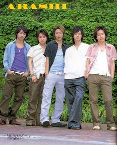 Arashi : duet 2004