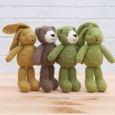 Hello everyone. I continue show you toys from next update. They are will be in my shop 16 March at 4 p.m. to London time. Alpaca baby yarn, size 6,5-7 inches or 17 sm (They are little highly than my previous toys). PS If you want that I remind to you - please leave a comment and I tag you when shop will be open. #vastoys_baby