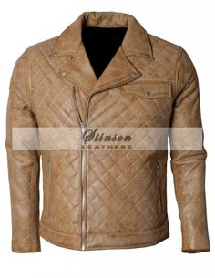 After the hard work of several days our expert designer came up with the most dashing jacket. This jacket is not a replica or any celebrity wear but still this men premium leather embroidered biker jacket is our best selling product because its fabulous look. It is designed in such a way that it can be worn in any casual events. The best part of this leather jacket is it embroidery which is all over the jacket and will give you the smarter look ever. This leather jacket has vintage style…