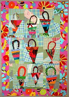 basket quilts - Google Search
