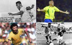 I campioni del Brasile di sempre
