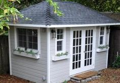 Want something like this tucked into the woods behind my house where I can retreat to and write.