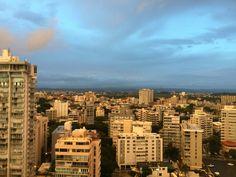 Early morning View San Juan Puerto Rico