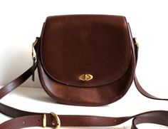a399f473bd48 Vintage Coach Cross Body Bag