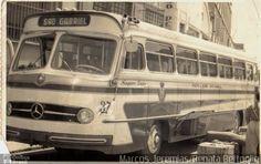 Ônibus da empresa Expresso ABC, carro 37, carroceria Mercedes-Benz Monobloco O-321, chassi Mercedes-Benz O-321. Foto na cidade de Porto Alegre-RS por Marcos Jeremias/Renata Bertoglio, publicada em 20/04/2015 17:01:01.
