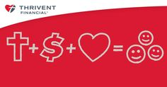Thrivent Financial provides financial planning and wealth management solutions for Christians. Learn how we can help you make wise money choices. Thrivent Financial, Financial Planning, College Savings Calculator, Saving For College, Student Loan Debt, Wealth Management, Money Matters, Christians, Ministry