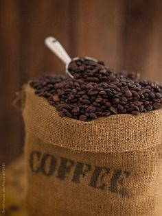 ☜♥☞ café - Casa Simples | COFFEE beans | pinned by http://www.cupkes.com/