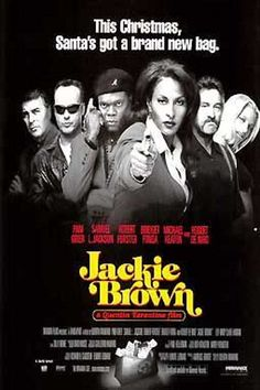 """Jackie Brown"", crime drama film by Quentin Tarantino (USA, 1997)"