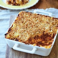 Mieliepap-Lasagne West African Food, South African Recipes, One Pot Dishes, One Pot Meals, Main Meals, Mince Recipes, Cooking Recipes, Nigerian Food, Lasagna