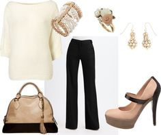 """""""Work"""" by farah-val on Polyvore"""