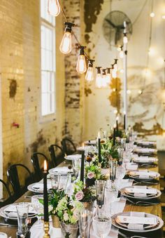 gold-bronze-copper-industrial-warehouse-wedding-bridal-inspiration-Hope-and-lace8
