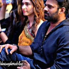 Looks so cute Pabsuuu 😚😚😚 Prabhas And Anushka, Prabhas Actor, Handsome, Actors, Couple Photos, Couples, Instagram Posts, Births, Cute