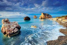 Кипр пляж и море